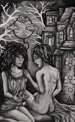 Witchcraft by Vesperte