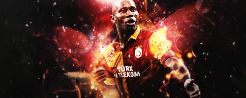 Drogba - Galatasarayft kikko by albanoGFX