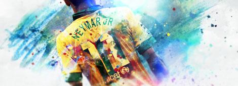 neymar by albanoGFX