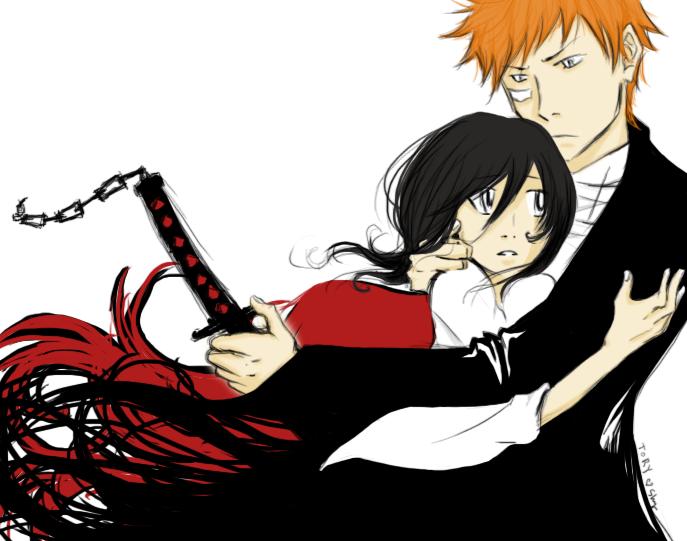 aizen and ichigo relationship