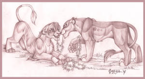 Omega and Eria