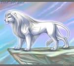 For white lion