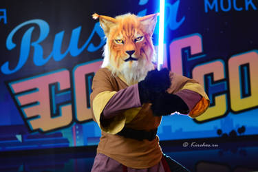 Kathar jedi by OmegaLioness