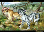 Omega and Scarnella
