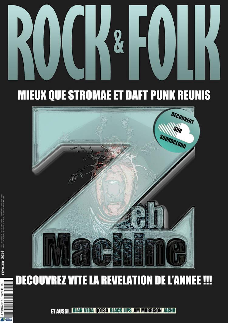 ZebMachine Rock and Folk