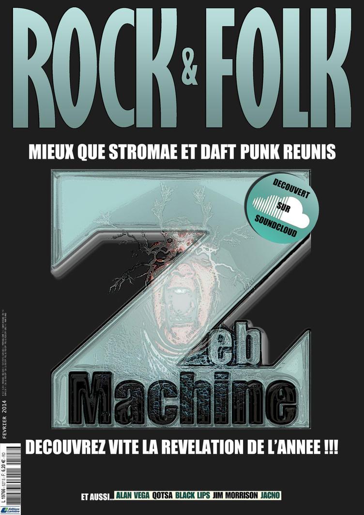 ZebMachine Rock and Folk by ZebMachine