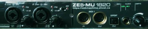 ZebMu1820 by ZebMachine