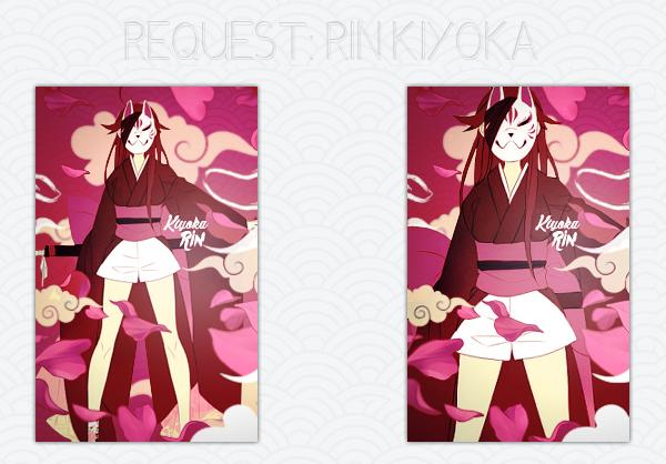 【TOUT EST GRATUIT】 Request__rin_kiyoka_by_p_chii-dbf62pm
