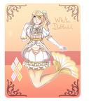 [OPEN]: Flower Mermaid Adopt #2 by celestious