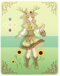 [OPEN] Forest Witch Adopt by celestious