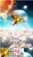 Paradis celeste by Xeviousss