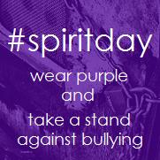 #spiritday - Spirit Day Facebook Profile Photo by nemeigh