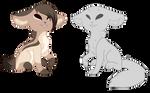 [ Maaki ] YCH by Gecko-Cat