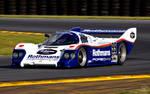 Porsche 962 At Daytona
