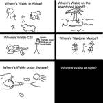 Unreleased Wheres Waldo