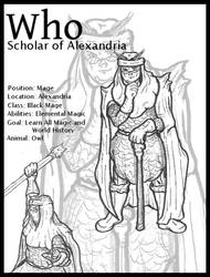 Scholar of Alexandria