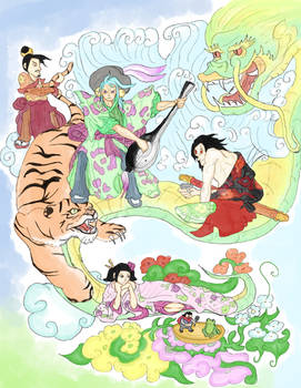 Chinese Fairytale