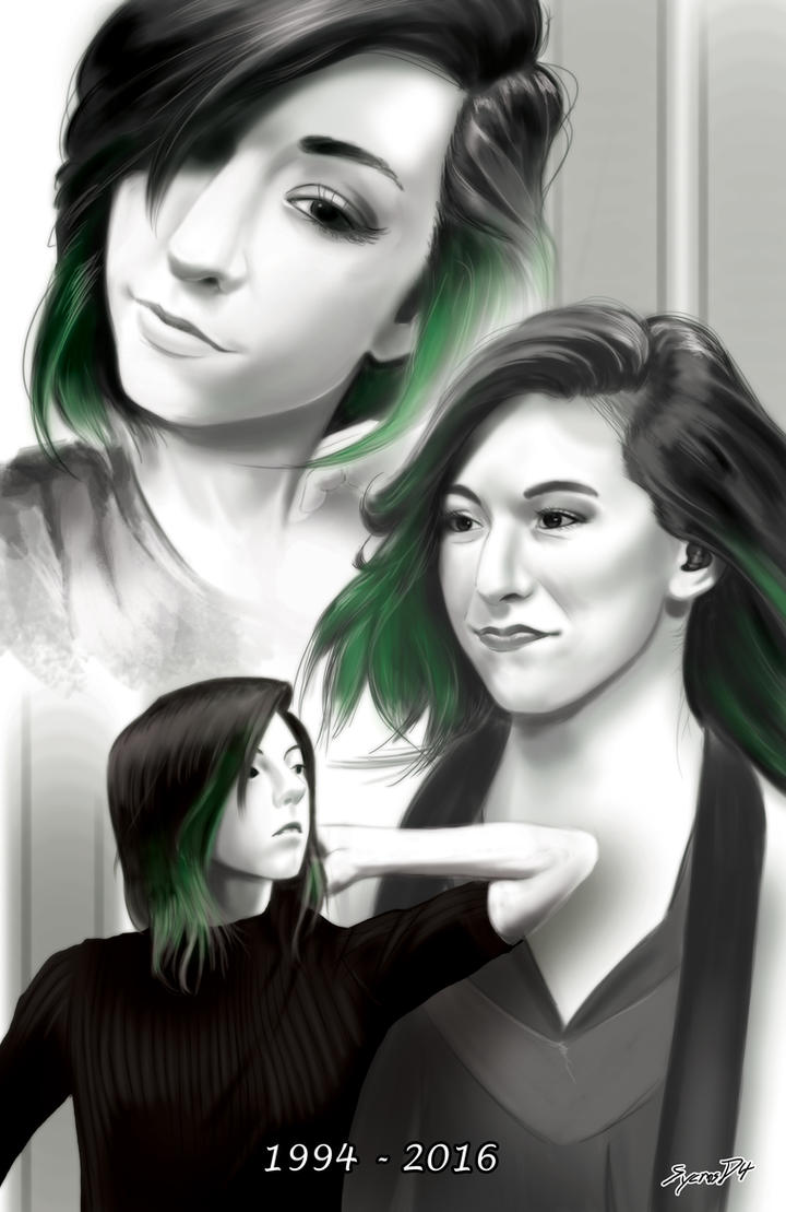 Christina Grimmie - Gone Too Soon by SycrosD4