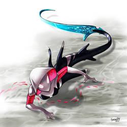 Mermay - Spider-Gwen