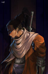Sekiro Portrait