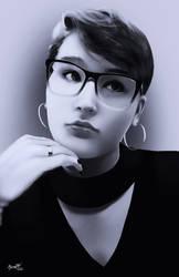 Maddie Portrait