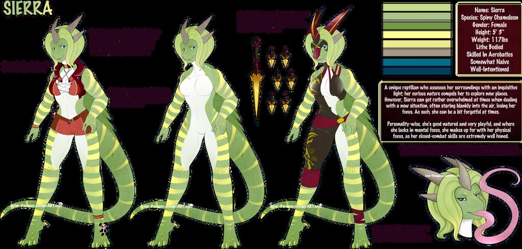design  sierra the chameleon by solar