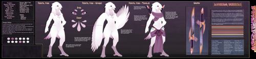 [Design] [Art Trade] Prospect The Raven by Solar-Paragon