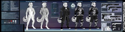 [COM] Bounty Hunter Of The Asatru by Solar-Paragon