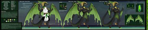 [Design] Keyword Result : Serpent Bearer by Solar-Paragon