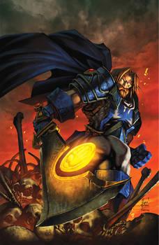 warcraft:Ashbringer 1 Cover