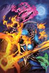 Warcraft Alliance Poster by Tonywashingtonart