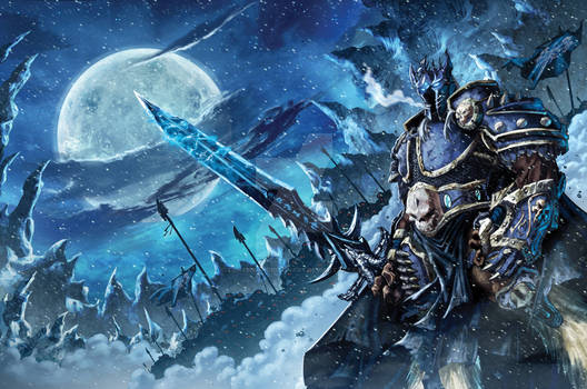 Warcraft Lich King Cover