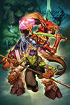 World of Warcraft 23 cover