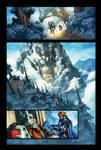 WoW Ashbringer 1 pg 12 by Tonywashingtonart