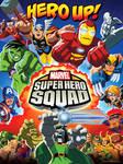 Superhero Squad Poster Art by Tonywashingtonart