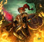 Warcraft: Hero Blood Elf
