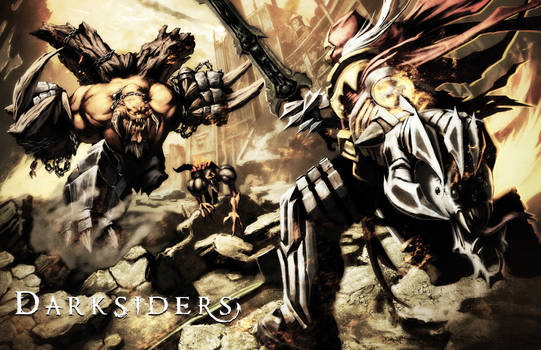 The End: Darksiders Contest