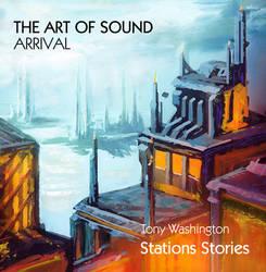 Art of Sound Vol 3 Final Cover by Tonywashingtonart