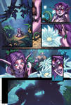 WoW Curse of the Worgen 2 pg2