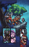 WoW Curse of the Worgen 2 pg23