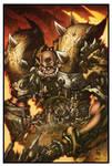 World of Warcraft Garrosh