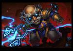 World of Warcraft Gnome Pinup
