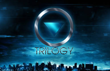 Trilogymedias Wallpaper by Tonywashingtonart