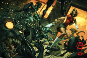 Dark Revelation 1 Cover