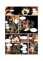 Elyne Volume 1 Pg 5 by Tonywashingtonart