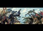 Transformers GI Joe Cover