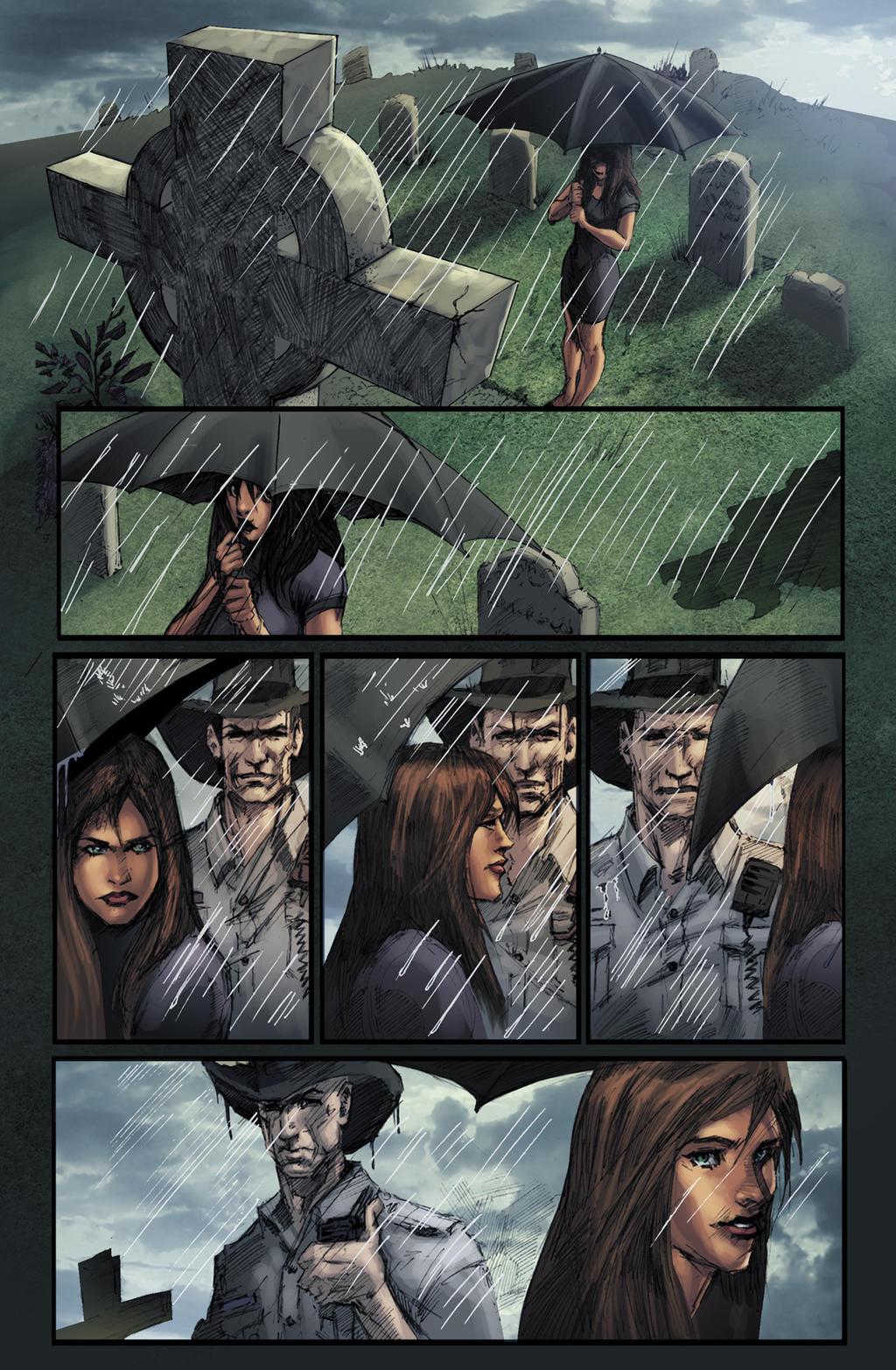 Dark Revelation 2 Page 7 by Tonywash