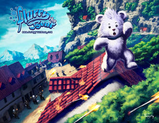 Flurry The Bear - Rooftop Chase
