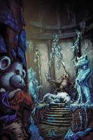 Flurry The Bear-The Throne Of Frost