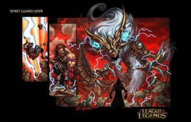 Spirit Guard Udyr - League Of Legends Page 10